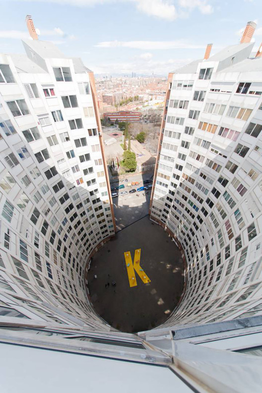 Imagina Madrid: 9 intervenciones artísticas que animarán la periferia madrileña, Kópera, proyecto actualmente en desarrollo por LHRC Colectivo de Arquitectura Ligera, Sonema, Inprozess y Vivero de Iniciativas Ciudadanas (VIC). Image © Equipo Kópera