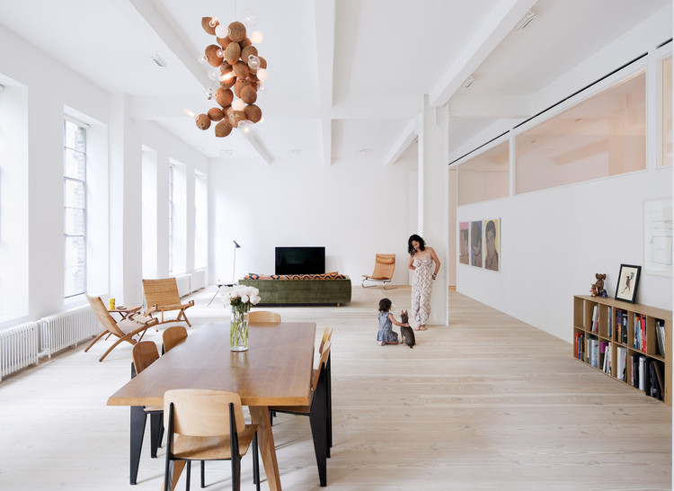 12th Street, Loft / Neil Logan Architect, © Dean Kaufman