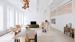 12th Street, Loft / Neil Logan Architect