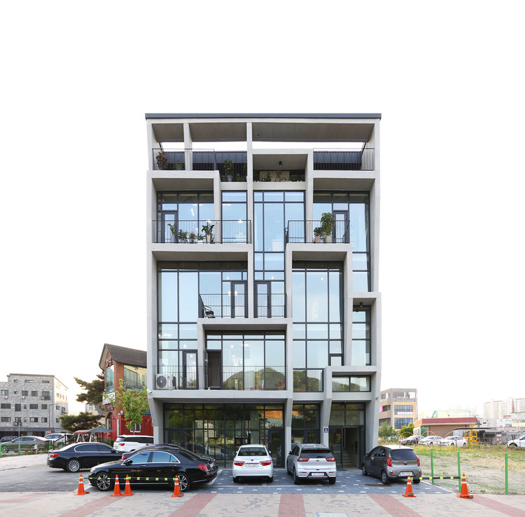 Terra – Nu  / Maaps Architects, © Donghwan Choi
