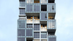 Vertical Ocean / Maaps Architects