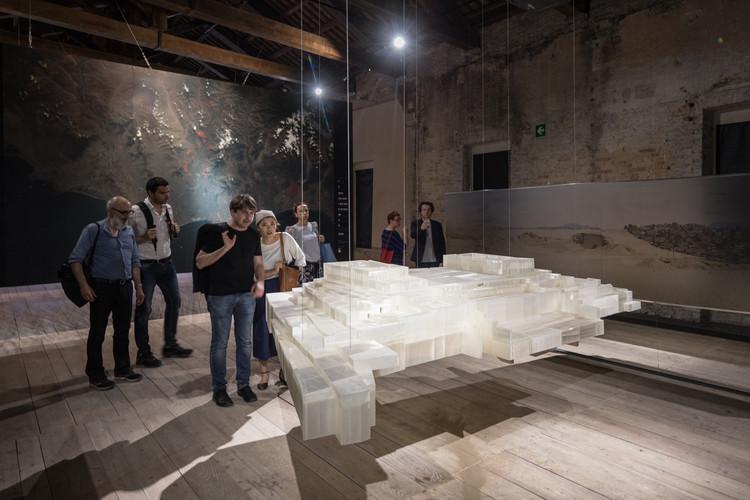 En Reserva: Pavilhão do Peru na Bienal de Veneza 2018, © Laurian Ghinitoiu