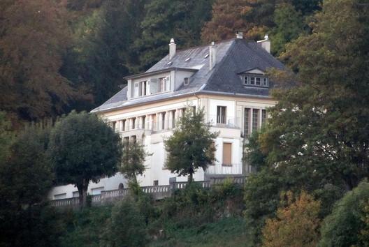 Villa Favre Jacot, Le Corbusier. © Elleka, via Wikimedia. License CC BY-SA 3.0