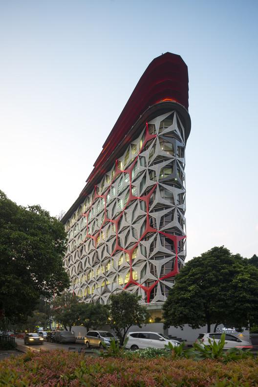 HDI Hive Menteng / PT Envirotec Indonesia, © Guo Jie from Beton Brut, Singapore