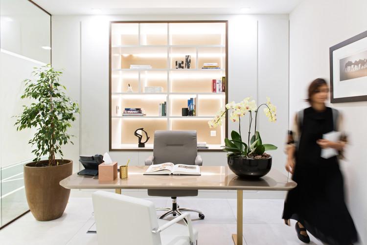 Sede Executiva da Dubai Holding / Sneha Divias Atelier + Marie-  Laurent Architecture, © Natelee Cocks