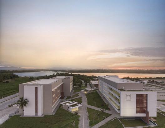 Campus da Fiocruz Ceará / Architectus S/S