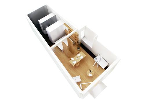 Model - Axonometric View