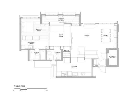 Floor Plan - Current