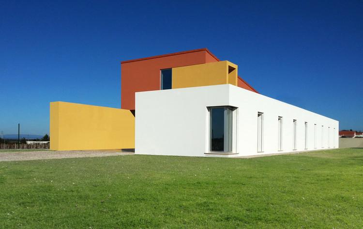 Casa em Almeirim / Filipe Xavier Oliveira, © Filipe Xavier Oliveira