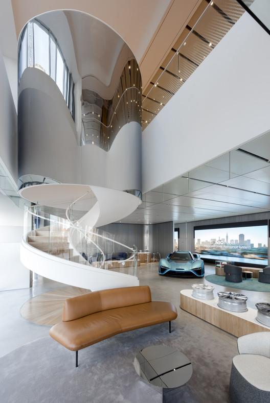Nio House Aim Architecture Archdaily