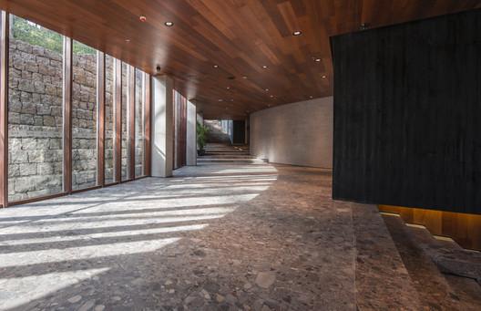 Spa Interior. Image © DIRK WEIBLEN