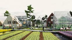 ADEPT e KARRES + BRANDS vencem concurso para projetar um dos maiores masterplans da Alemanha