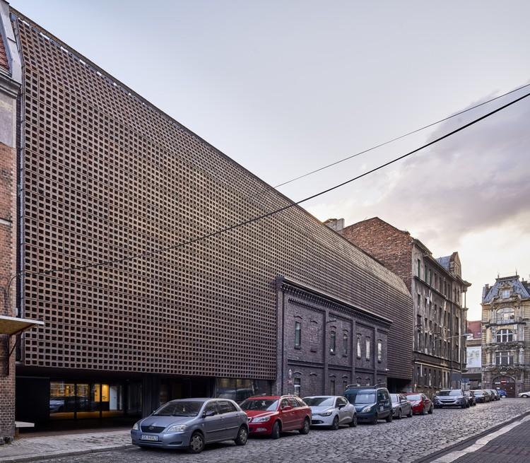 Department of Radio and Television University of Silesia / BAAS Arquitectura + Grupa 5 Architekci + Małeccy Biuro Projektowe, © Jakub Certowicz