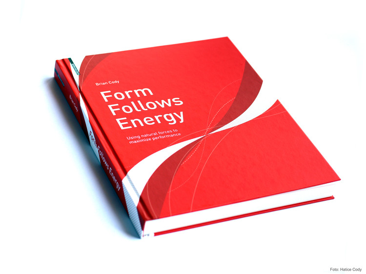 Form Follows Energy, Book cover, Form Follows Energy, Photo: Hatice Cody