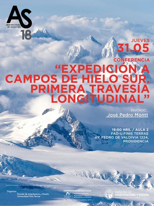 """Conferencia """"Expedición a Campos de Hielo Sur. Primera travesía longitudinal"""""""