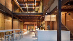 Blue Bottle Coffee Kyoto Cafe / Jo Nagasaka / Schemata Architects