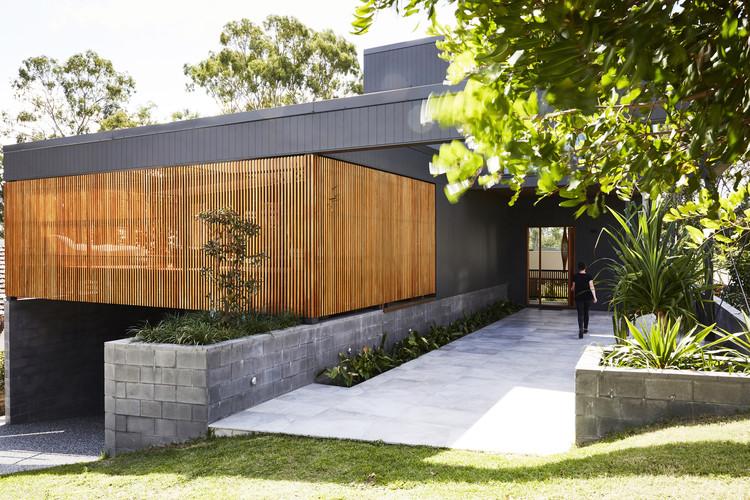Casa Coorparoo / Alexandra Buchanan Architecture, © Jessie Prince