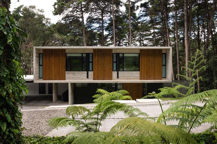 LP1 House / Paz Arquitectura, © Andrés Asturias