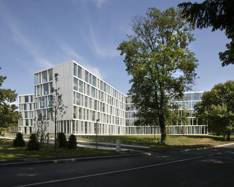 Raymond Uldry Business School / meier + associés architectes, © Yves André