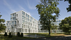 Raymond Uldry Business School / meier + associés architectes