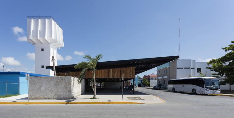 Terminal de camiones / AS Arquitectura + Seijo Peón Arquitectos, © David Cervera