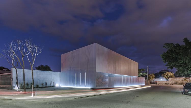 The Machine / Boyancé Arquitectos, © Manolo R Solis