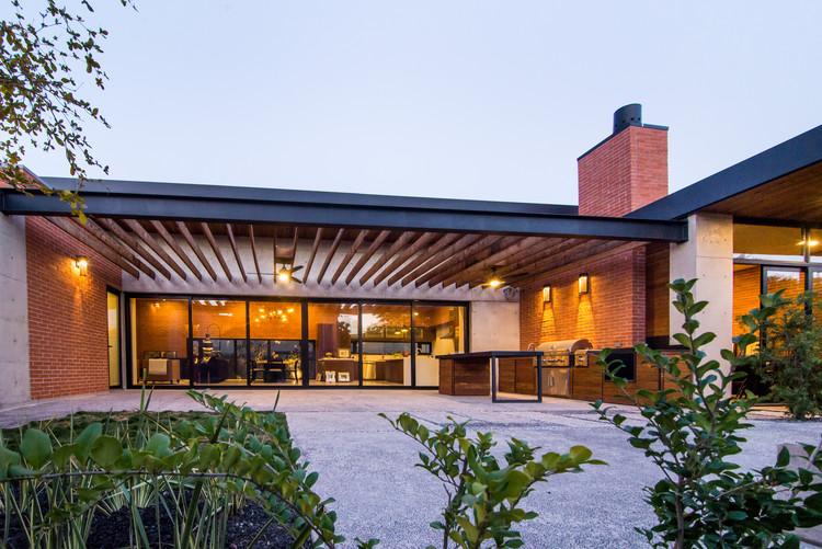 Residência PS / Guillot Arquitectos, © Lizeth Aviles