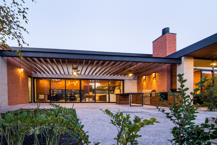 Casa PS / Guillot Arquitectos, © Lizeth Aviles
