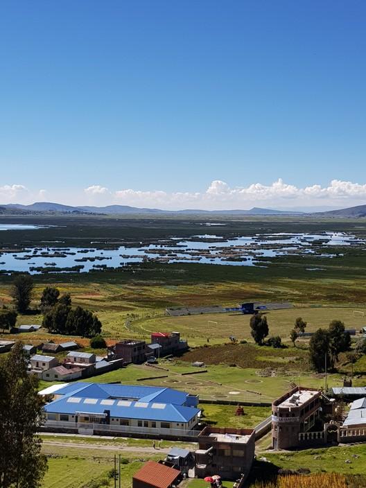 Hatun Tinkuy: un proyecto que siempre estuvo ahí, en la sierra peruana, Hatun Tinkuy / ENSUSITIO + Jhony Chaves. Image © Nicolás Valencia