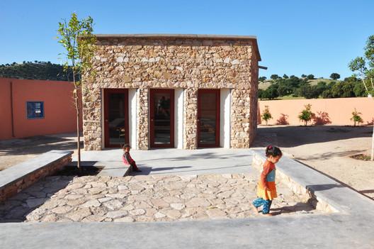 Preschool of Aït Ahmed / Tommaso Bisogno + BC architects & studies
