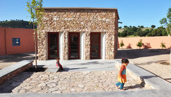 Preschool of Aït Ahmed / Tommaso Bisogno + BC architects & studies