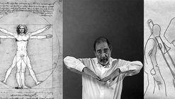 Os homens vitruvianos: diálogos entre Álvaro Siza e o escultor Andreu Alfaro