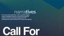 Call for Submissions: N A R R A T I V E S