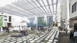 Oficina argentina Paralelo Colectivo, tercer lugar en concurso de diseño de plaza pública en Lanzarote