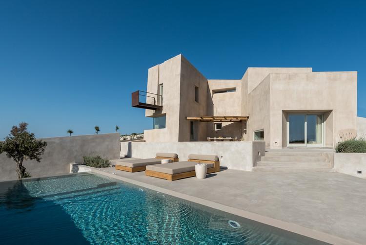 Summer Residence in Pyrgos / Kapsimalis Architects, © Giorgos Sfakianakis
