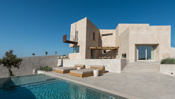 Summer Residence in Pyrgos / Kapsimalis Architects