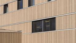 Pôle Séniors Aigues-Vertes / 3BM3 Atelier d'Architecture SA – C. Stendardo et B. Montant