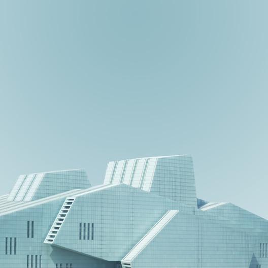 Chongqing Grand Theater, GMP Architekten. Image © Kris Provoost