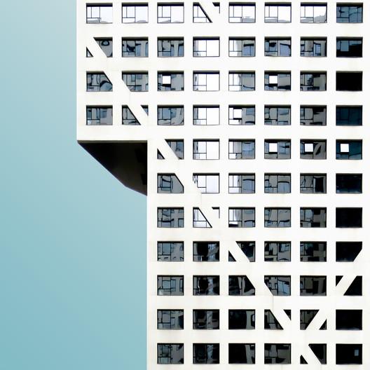Sliced Porosity Block, Steven Holl Architects. Image © Kris Provoost