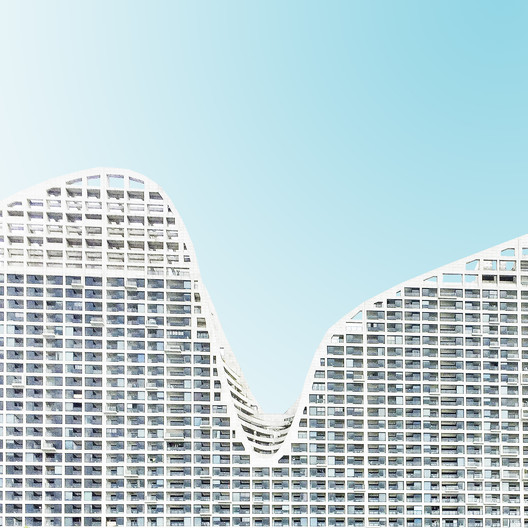 Fake Hills, MAD Architects. Image © Kris Provoost