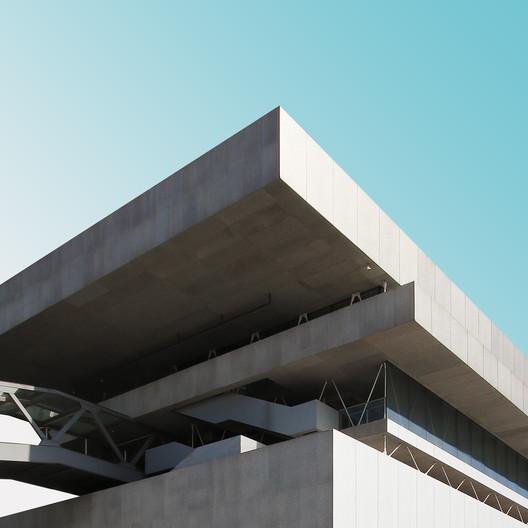 Museum of Modern Art, Atelier Deshaus. Image © Kris Provoost
