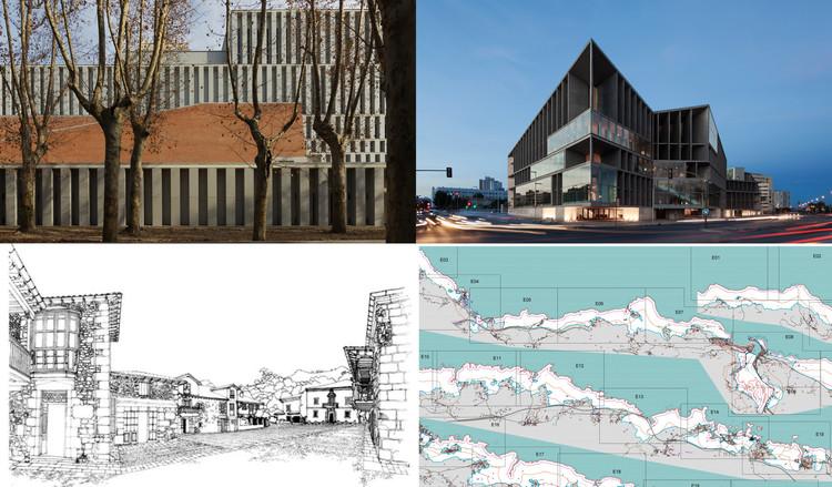 El CSCAE entrega los Premios de Arquitectura y Urbanismo Español 2017 en el Wanda Metropolitano, Ganadores del PAE y PUE 2017. Image Cortesía de CSCAE