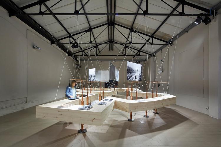 Reinventando el 'Multihalle' de Frei Otto: cómo una enorme caparazón de madera temporal se vuelve permanente, © Cristobal Palma / Estudio Palma