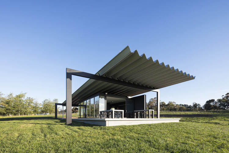 Sala de degustación de vinos Montoro / Source Architects, © TFAD – Tom Ferguson