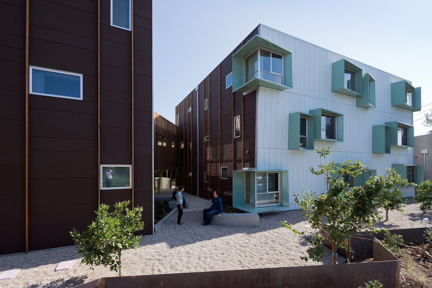 affordable housing student design - HD1500×1000