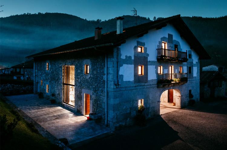 casa Omagoieaskoa  / BAT, © Aitor Estévez