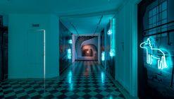EMERGEN: instalación artística que interpreta el estado de emergencia hospitalaria