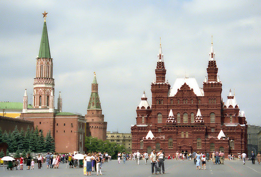 © <a href='https://commons.wikimedia.org/wiki/File:Moscow_RedSquare.jpg'>Wikimedia user Laban66</a> licensed under <a href='https://creativecommons.org/licenses/by-sa/3.0/deed.en'>CC BY-SA 3.0
