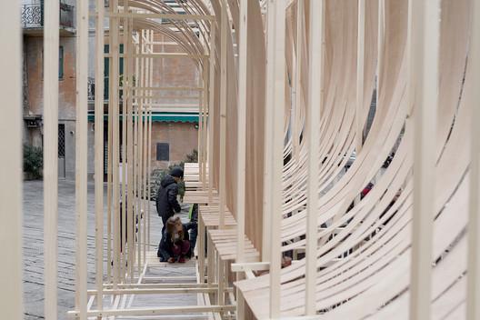BENT Workshop, Department of Architectural Science, Genova University. Image © Anna Positano