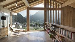 CRN House / Alp'Architecture Sàrl